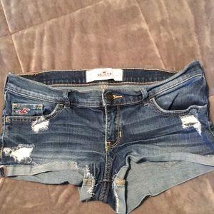 Hollister size 7 shorts